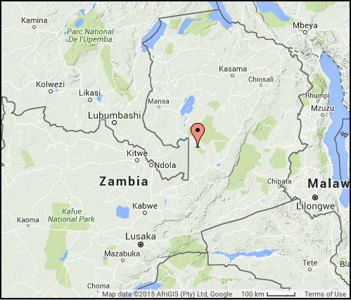 Next on our world tour kasanka national park zambia bat detective location of kasanka national park where the zambia world tour data were recorded gumiabroncs Images